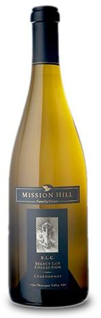 Mission Hill Winery Chardonnay Slc